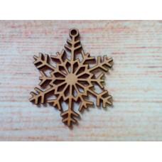 Snowflake D2 Laser Cut PK1